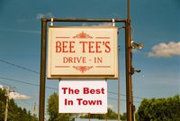 Bee Tees Drive-in